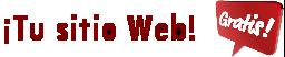 Sitios Web grátis